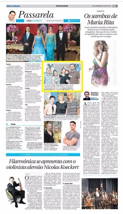 Diario da manha, Paula Souza, Newborn, gestante, Goiania, Brasilia, Anapolis, Exposicao fotografica das maes - (2)