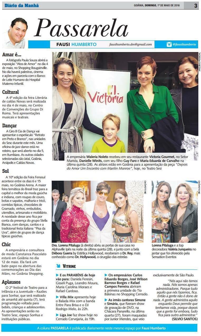 Diario da manha, Paula Souza, Newborn, gestante, Goiania, Brasilia, Anapolis, Exposicao fotografica das maes - 5