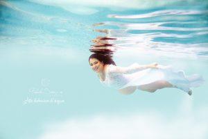 Até debaixo d'água